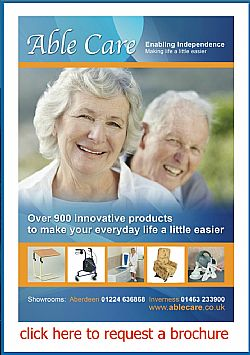 Request a mobility aids brochure